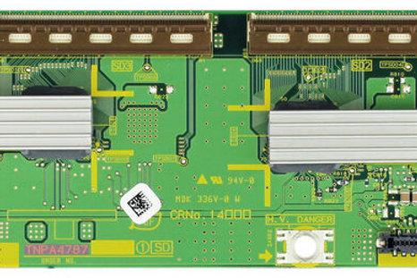 SD BOARD TXNSD1DXUC (TNPA4787)