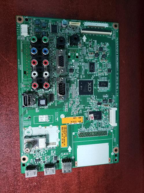MAIN BOARD EBT61855224 LG 50PA5500-UA