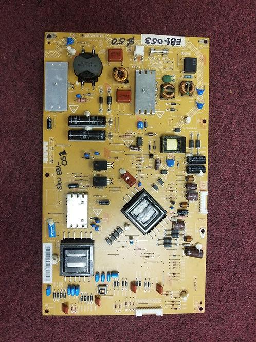 POWER SUPPLY 75020546 (PK101V1930I) TOSHIBA 40UL605U