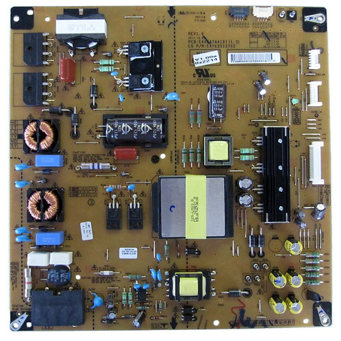 POWER SUPPLY/LED BOARD EAY62512702/EAX64744101 LG 47LM6700