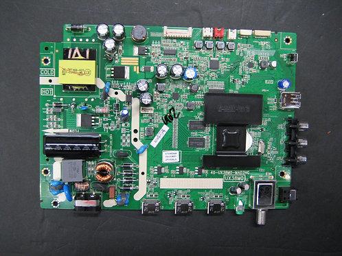 MAIN BOARD V8-UX38001 INSIGNIA NS-32DR310NA17