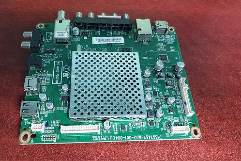 MAIN BOARD  756TXGCB02K0120 VIZIO D32X-D1