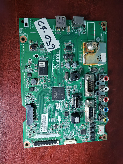 MAIN BOARD  EBR78662001 LG 32LY340C-UA