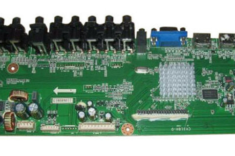 MAIN BOARD 1106H0813 FOR AN ELEMENT LC-32G82