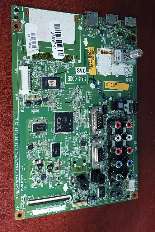 MAIN BOARD EBT62149901 LG 60PA6550-UF / 50PA5500-UA