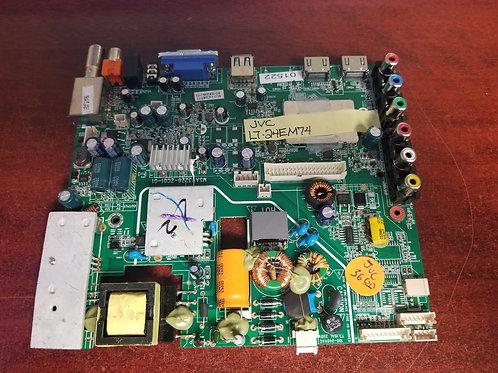MAIN BOARD 2D.8U001.S18 JVC LT-24EM74