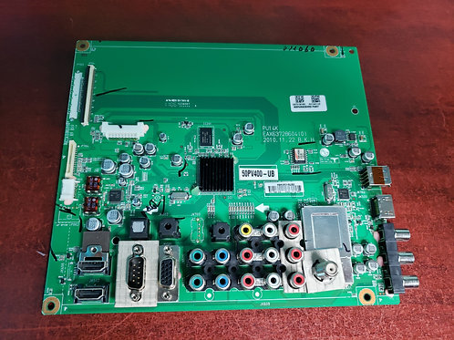 MAIN BOARD EBT61397450 LG 50PV400-UB