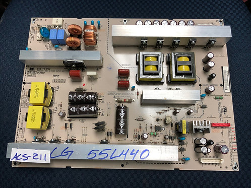POWER SUPPLY EAY58584101 LG 55LH40-UA