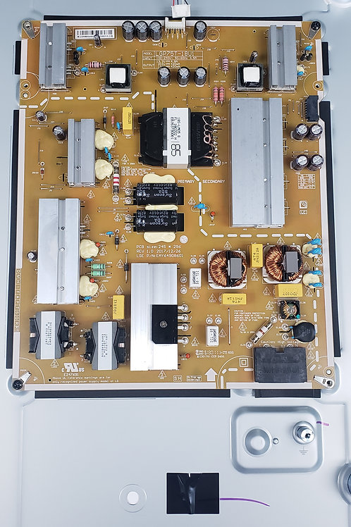 POWER SUPPLY EAY64908601 LG 75UK6570PUB