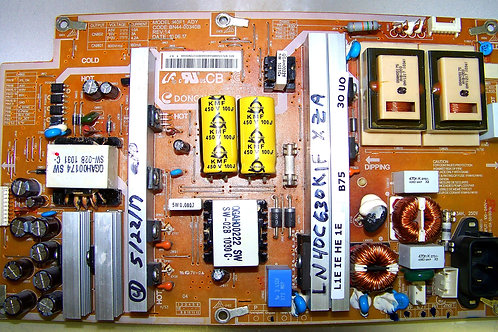 POWER BOARD BN44-00340B SAMSUNG LN40C630K1F
