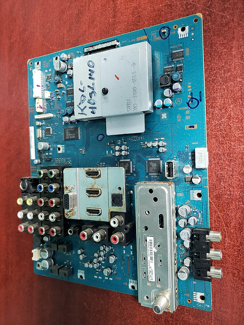 MAIN BOARD A-1565-512-A SONY KDL-40SL140