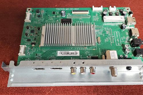 MAIN BOARD 756TXGCC0QK0040 SHARP LC-50LB481U
