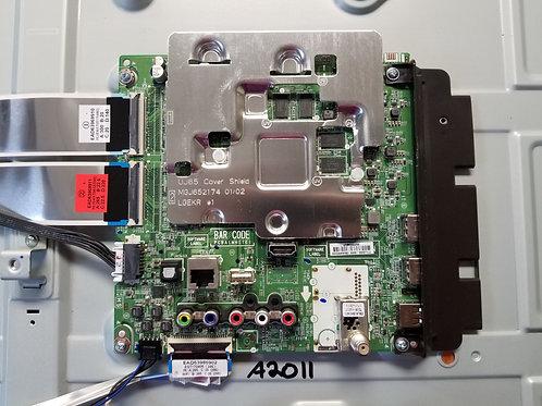 MAIN BOARD EBU64002202 FOR A LG 43UJ6300-UA