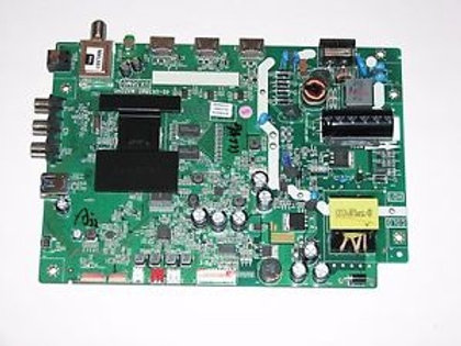 MAIN BOARD / POWER SUPPLY V8-UX38001-LF1V025 TCL 32S3750