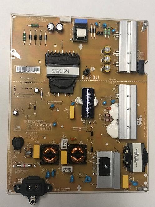 POWER SUPPLY EAY64511001 LG 65UJ6300-UA