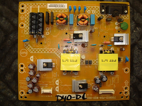 POWER SUPPLY ADTVF3010AD7 VIZIO D40-D1 LTBETVCS