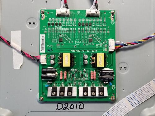 LED DRIVER LNTVEY208XXB9 FOR A VIZIO D55u-D1