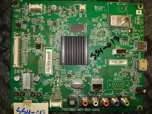 Main Board 756TXGCB02K0230 for Sony KDL55W650D