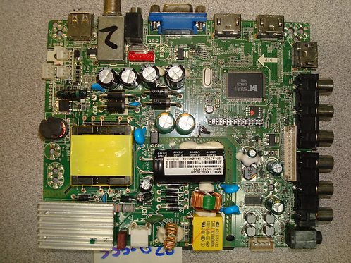 Main Board PLDED3273A-B 1401 Main for Proscan PLDED3273A-B A1401