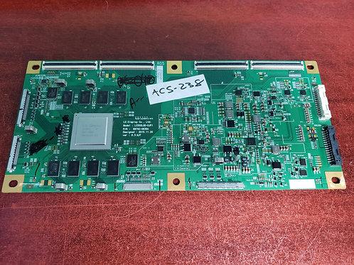 T-CON BOARD 6871L-4928A (6870C-0680C) LG OLED55B6P-U