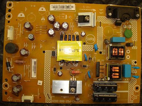 POWER SUPPLY PLTVDL281XAF2Q VIZIO E320-B1
