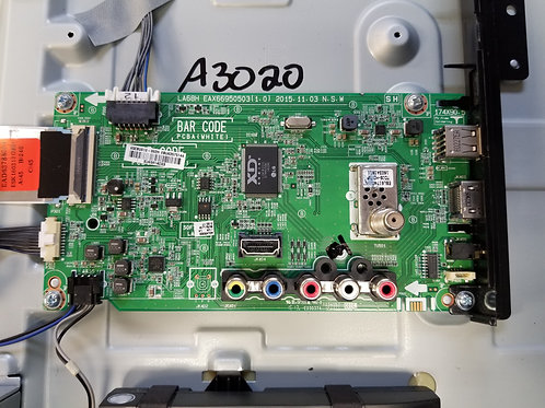 MAIN BOARD EBU63575144 FOR A LG 40LH5300-UA