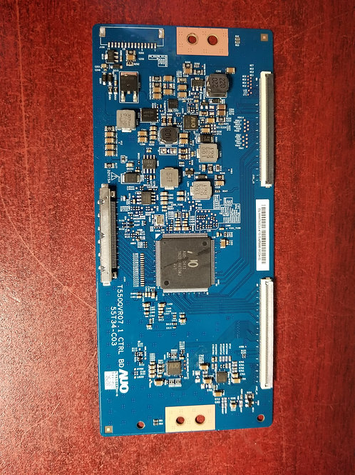 T-CON BOARD 55.55T32.C13 INSIGNIA NS-55DR710NA17