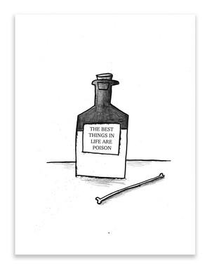 Please don't poison me. Not again