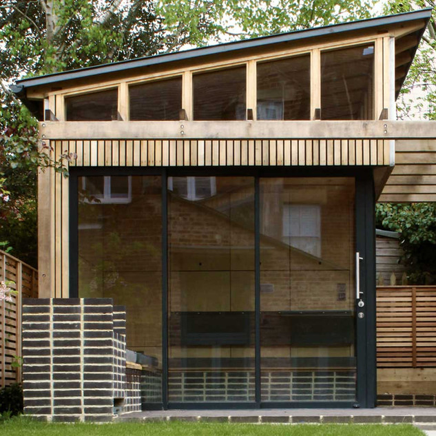 Summer House, Oxford