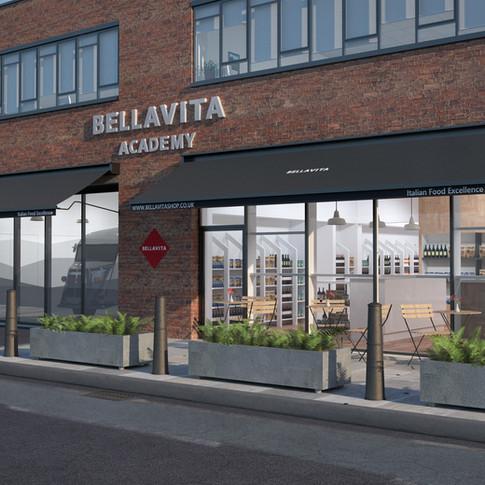 Bellavita Academy, Aldgate