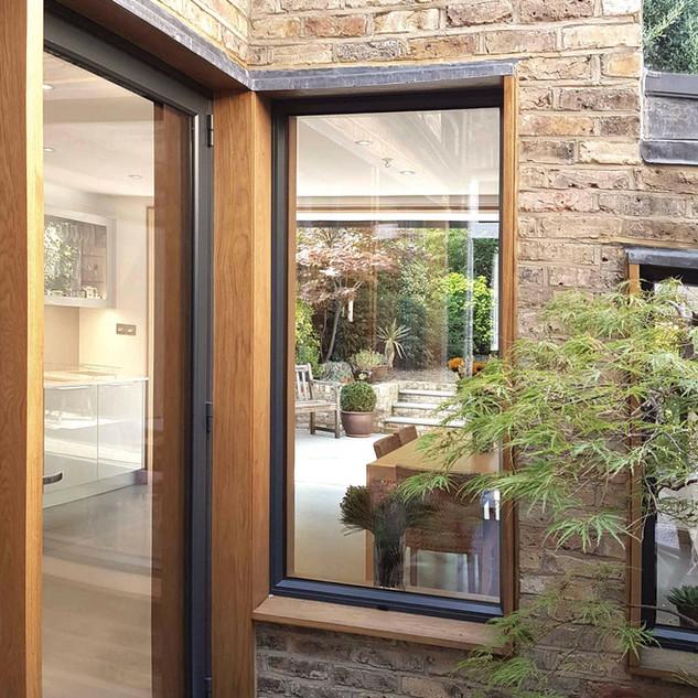 Courtyard House, Islington