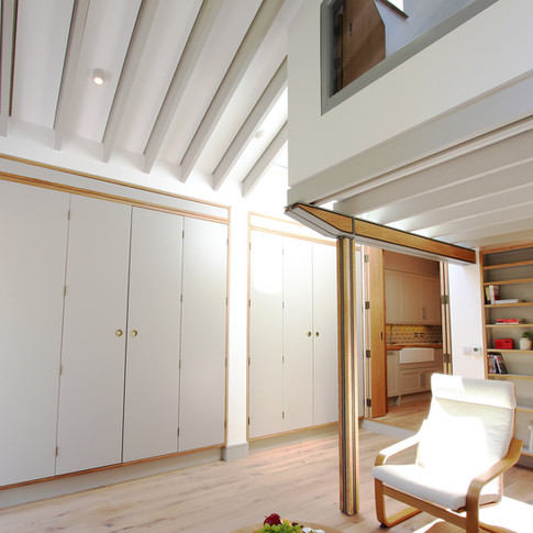 Ecological House, Oxford
