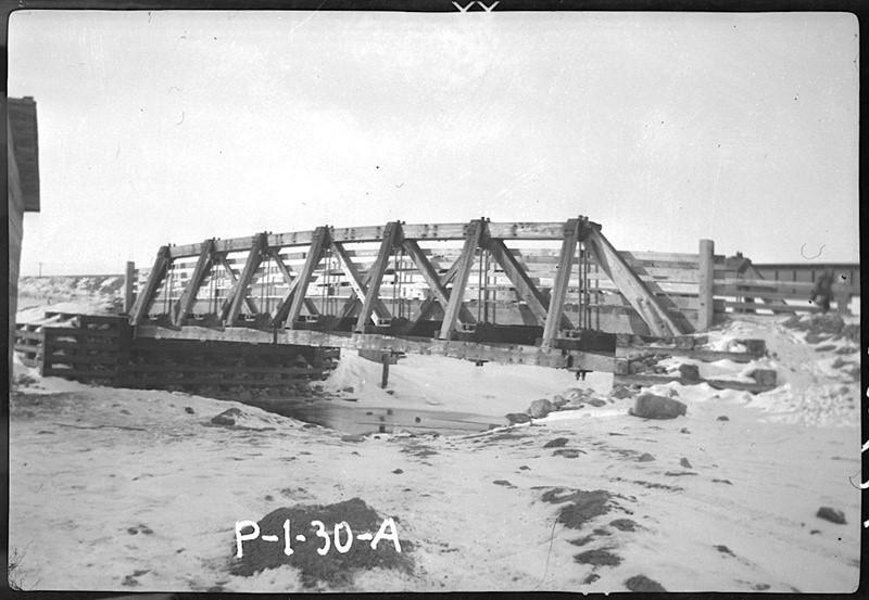 Pont Gouin (Coutu) rang 5 Barraute