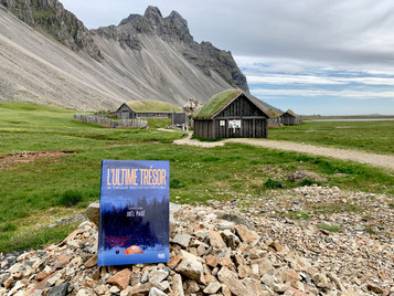 Représentation d'un village viking