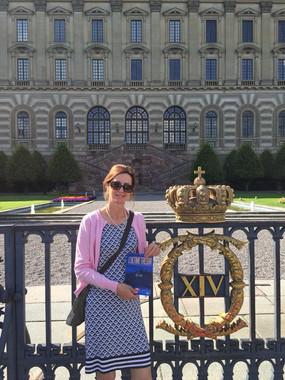 Palais royal de Suède - Stockholm