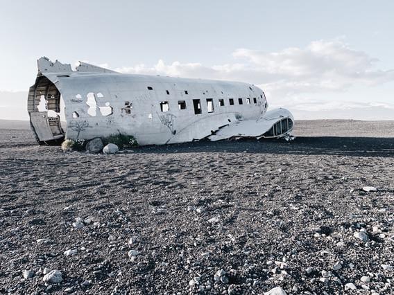 Accident d'un Douglas DC-3 au Sólheimasandur