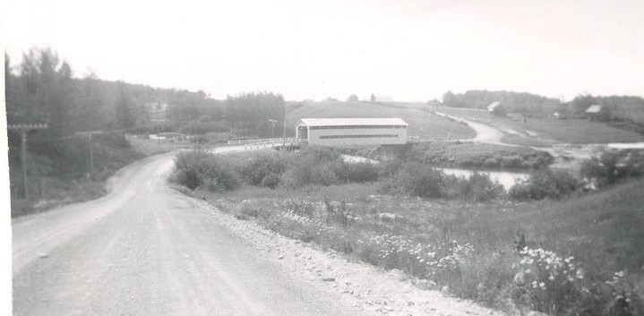 Pont couvert de Barville