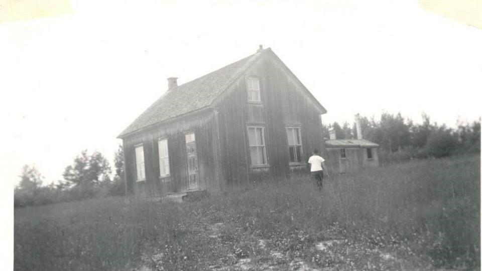 Première école de Barville