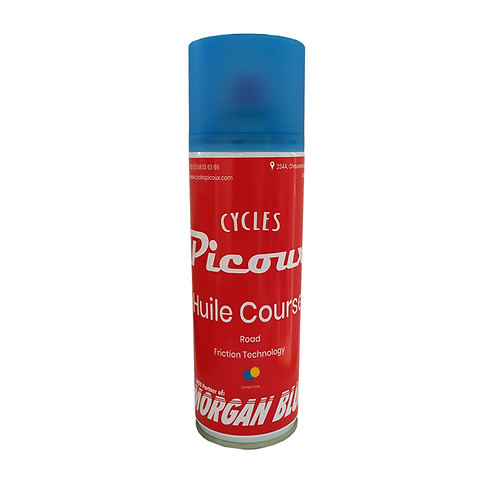 Morgan Blue Huile de course 400ml