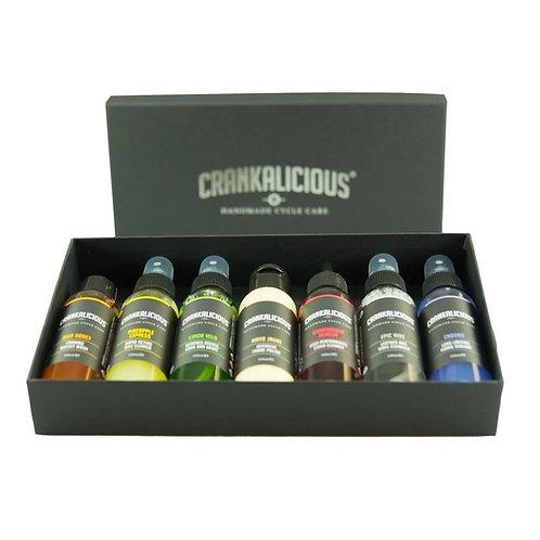 Crankalicious boîte cadeau « The Classics »