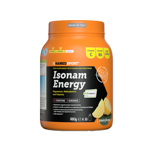 NamedSport Isonman Energy 480g