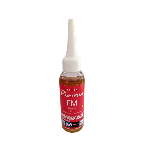 Morgan Blue FM 2 in 1 Chain Oil  50ml