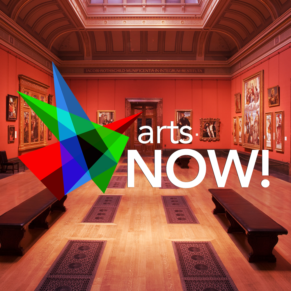 Arts Now Logo