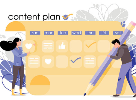 How To Get Started On A Social Media Content Calendar