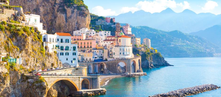 Conheça os filmes e series filmados na Costa Amalfitana.