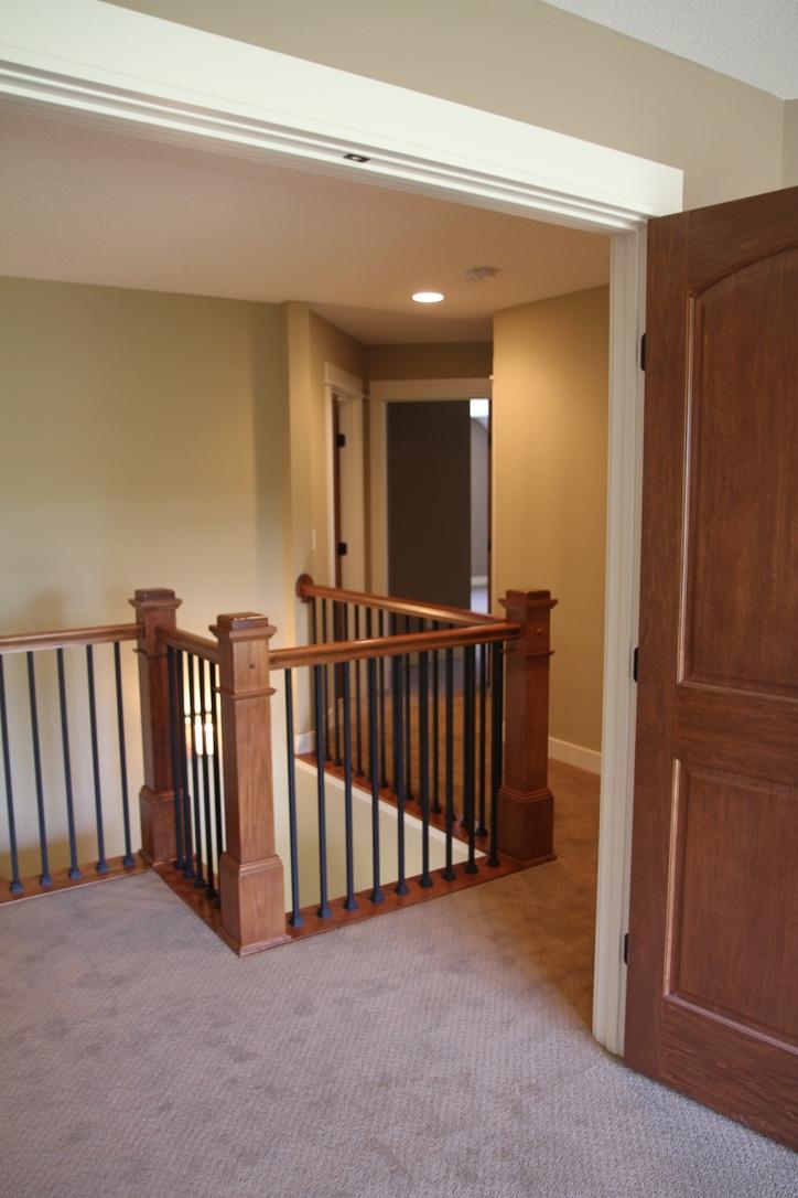 Hallway - Oakland Model