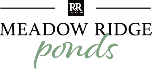 R&R Construction's Meadow Ridge Ponds