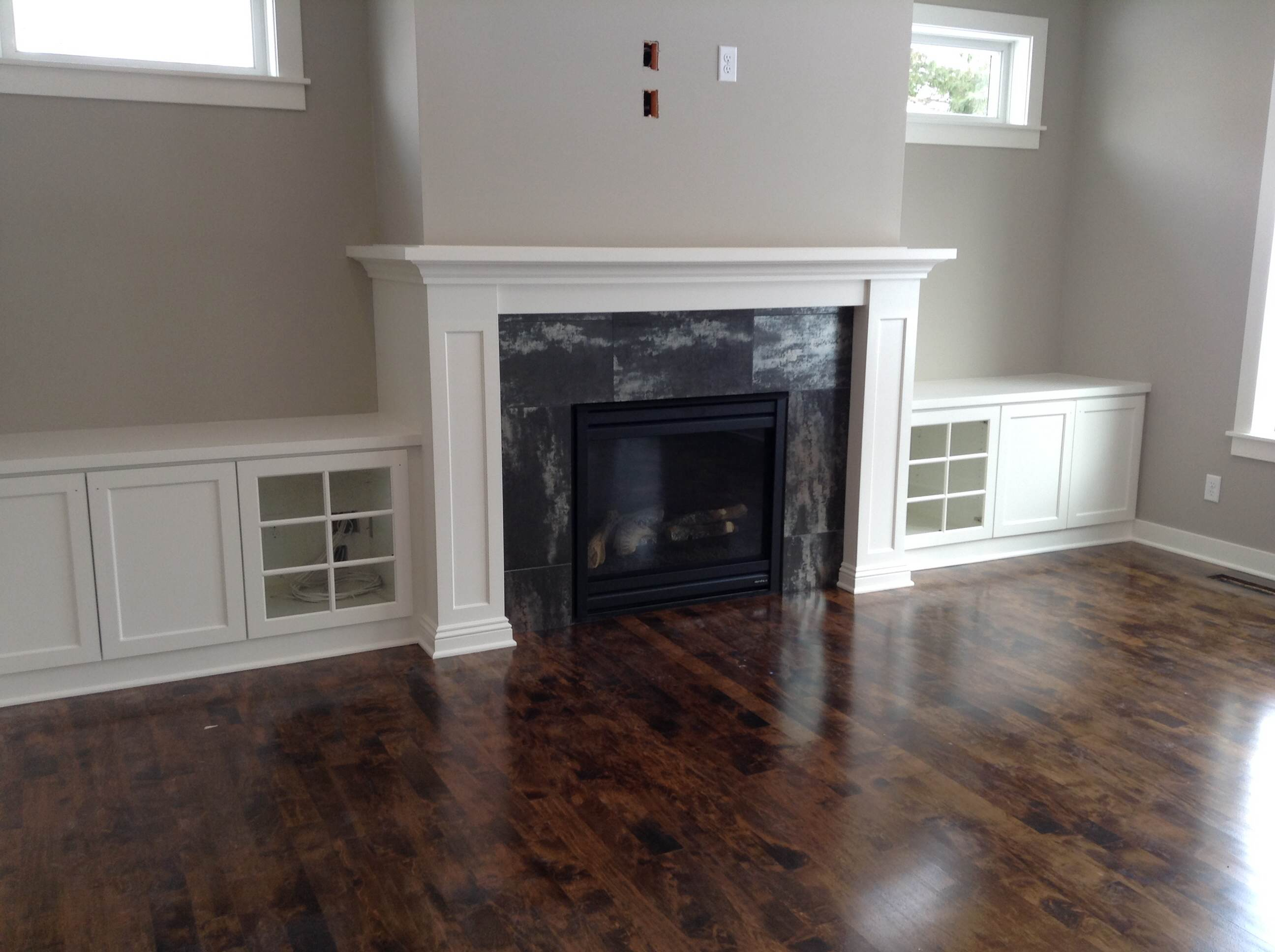 Fireplace - Riley/Hohn
