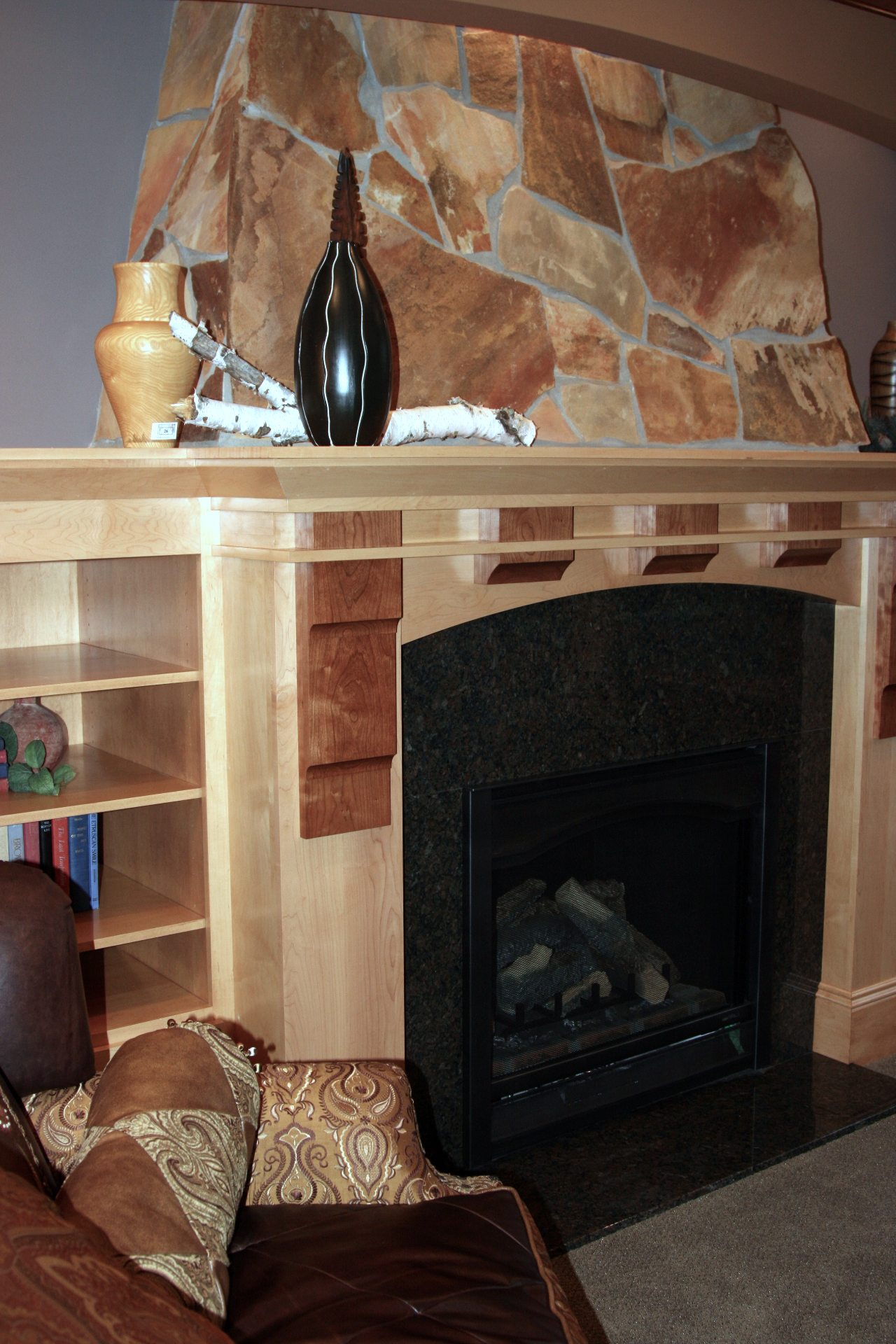 Fireplace - Discover Model