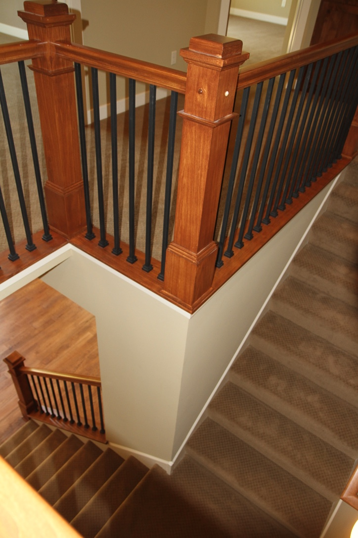 Stairwell - Oakland Model